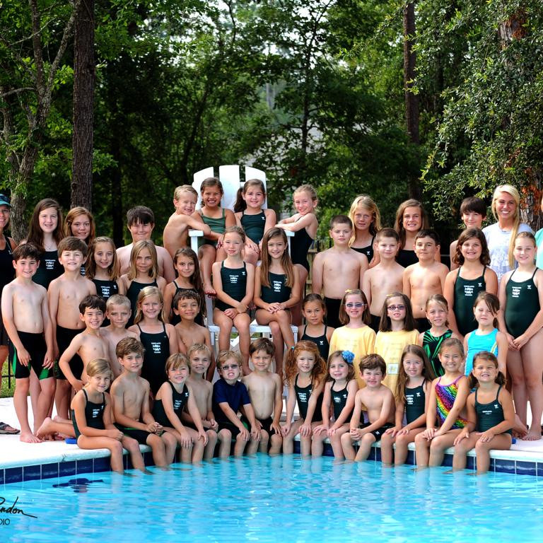 Woodlands Swim Team Registration