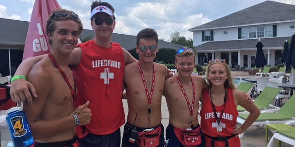 Lifeguard Class Registration