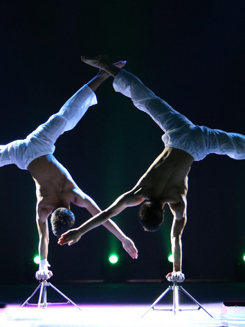 Acrobatics: Balance