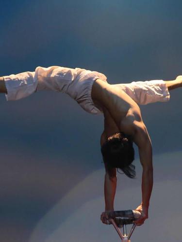 Acrobatics:Power