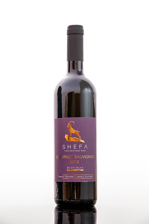 Shefa Cabernet Sauvignon 2019 - Single Vineyard