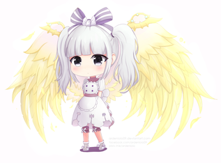 white loli commission.png