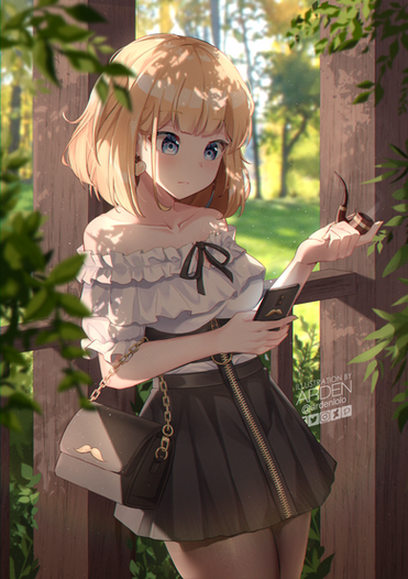 Fanart Amelia new outfit LowRes.png