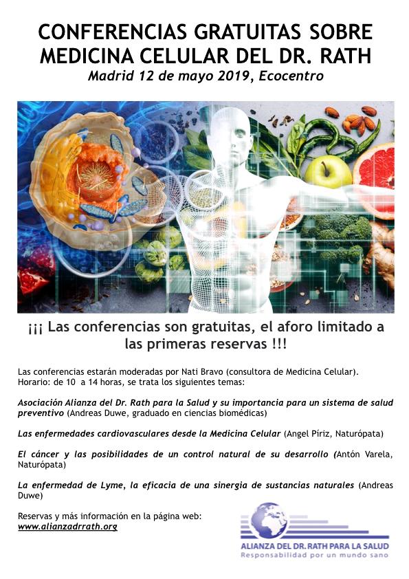 ANUNCIO CONFERENCIAS REUNION ANUAL ASOCI