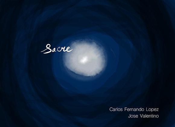 SACRE - Score and flute part