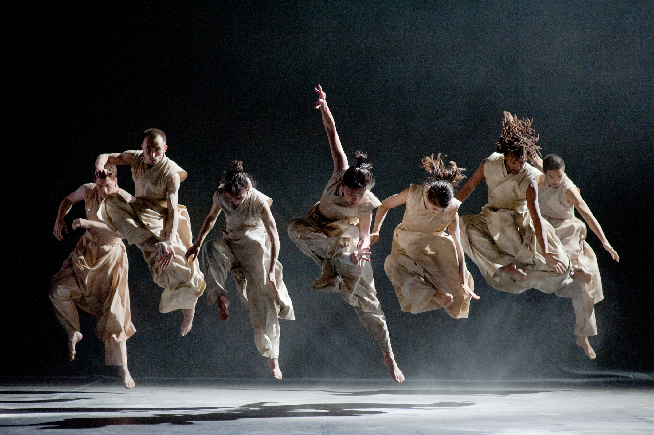 Vertical Road - dance