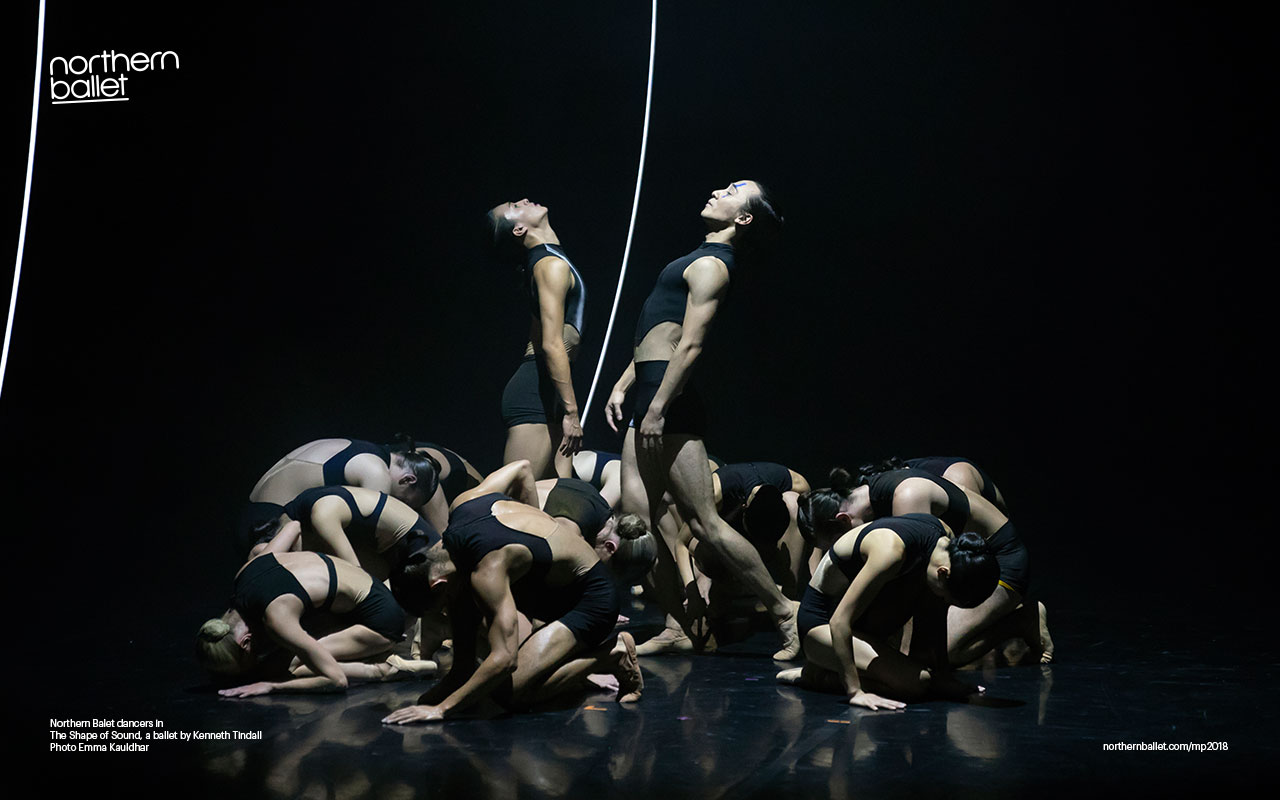 The Shape of Sound - ballet