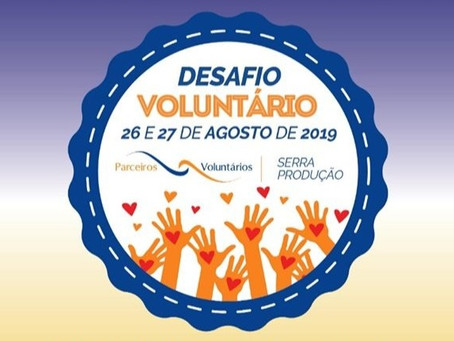 Resultado Desafio Voluntário 2019