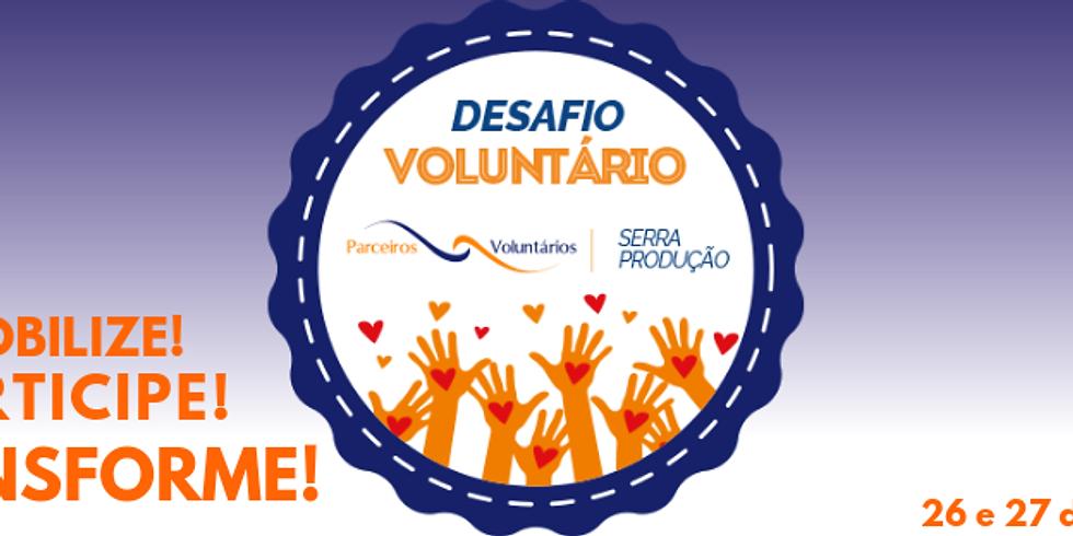 DESAFIO VOLUNTÁRIO 2019