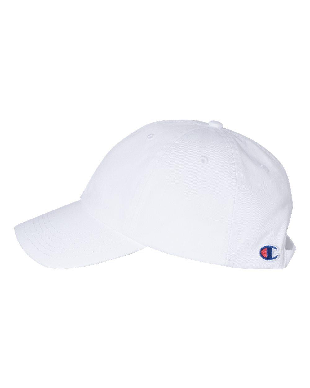 f6802d1b237d5 Champion - Washed Twill Dad Cap - CS4000