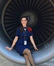 Sarah Tuberty, Disability Advocate, Flight Attendant, Occupational Therapist, Aerial Artist, American airlines, advocate, speaker, podcast, disability pride, disability stigma, disability narrative, occupational therapy, hand difference, limb difference, Maxim Magazine