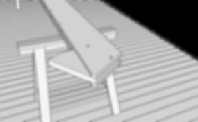 Vangstycke till altan flexitrappan