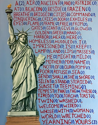 Print of Liberty