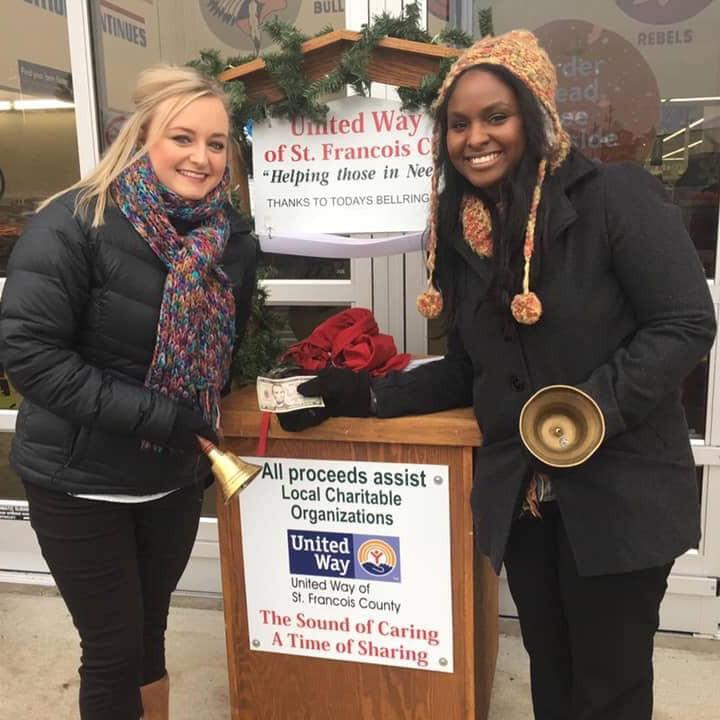 Jingle Bells at Farmington Walmart Pharmacy Side
