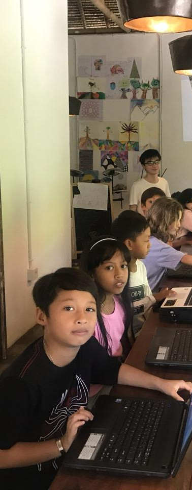 Blue Bear (Bali) Coding Camp 5