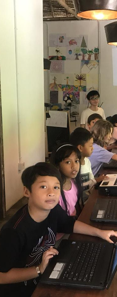 Blue Bear (Bali) Coding Camp 5