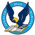 dian harapan school logo