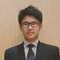 studen in suit