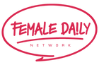 female daily logo