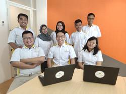 Coding Bee surabaya team