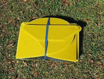 folded all season solar cooker portable sol cook