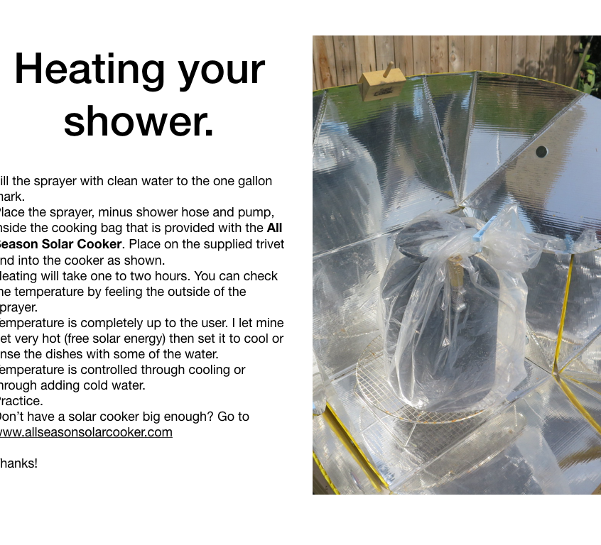 Solar Pressure Shower.012