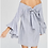 Thumbnail: BOW TIE BELL SLEEVE DRESS