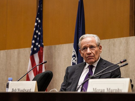 Trust Me: A visit from Bob Woodward