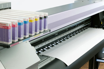 Wide Format Printing: Banners, Signs, Posters