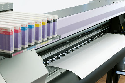 Tell Design and Print Large Format Printing