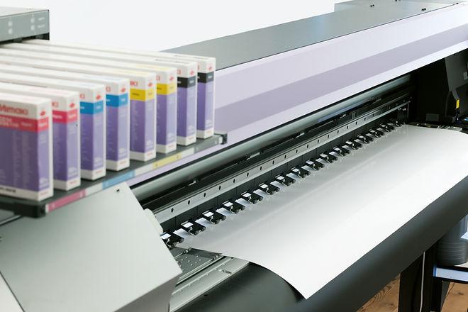 Ремонт широкоформатных принтеров