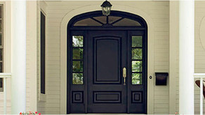 tip #23: Front door colors and what they (Might) say about you, according to Debbie Zimmer