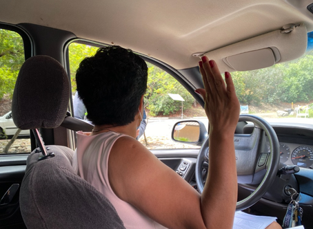 Drive-thru Citizenship in the Time of COVID-19