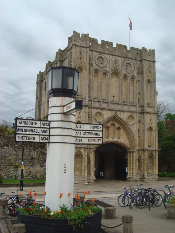 Abbey Gatehouse