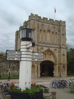 Abbey Gatehouse