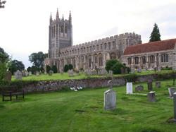 St Peters & St Pauls Church Lavenham