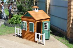 Игровой домик в Михайловке