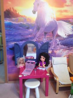 Игровая девочек в Михайловке