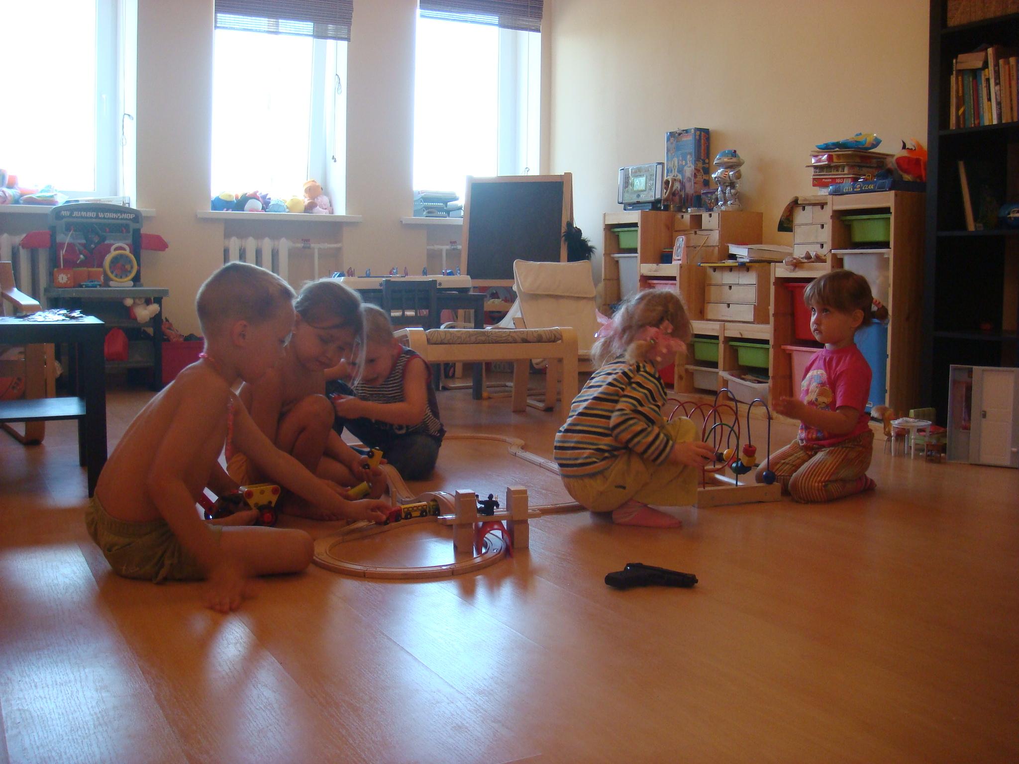 Игровая в Михайловке