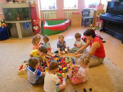 Игровая малышей в Михайловке
