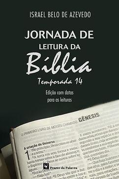 Jornada de leitura da Bíblia: 2021-2022