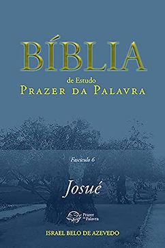 Bíblia de Estudo Prazer da Palavra: Josué