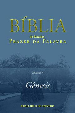 Bíblia de Estudo Prazer da Palavra: Gênesis