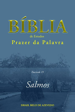 Bíblia de Estudo Prazer da Palavra: Salmos