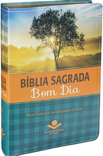 BÍBLIA SAGRADA BOM DIA