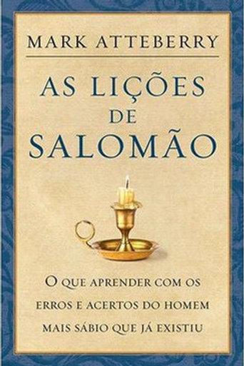AS LIÇÕES DE SALOMÃO