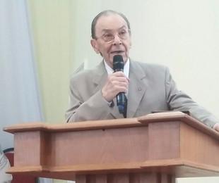 COM O IRMÃO PAULO BARROS: Mantenedor e amigo da EBAR