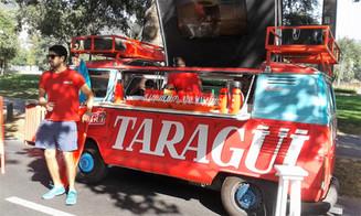 Taragüí en Chile, o de como construir un hábito
