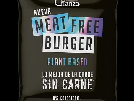 """Las """"hamburguesas vegetales"""" se convierten en una opción para el mercado chileno"""