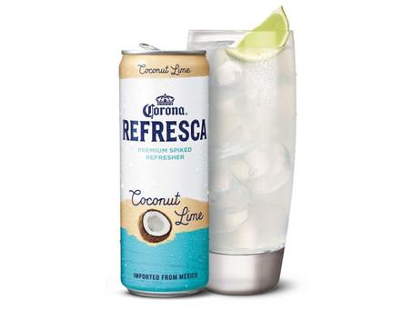 Corona extiende su marca a una nueva categoría de bebidas